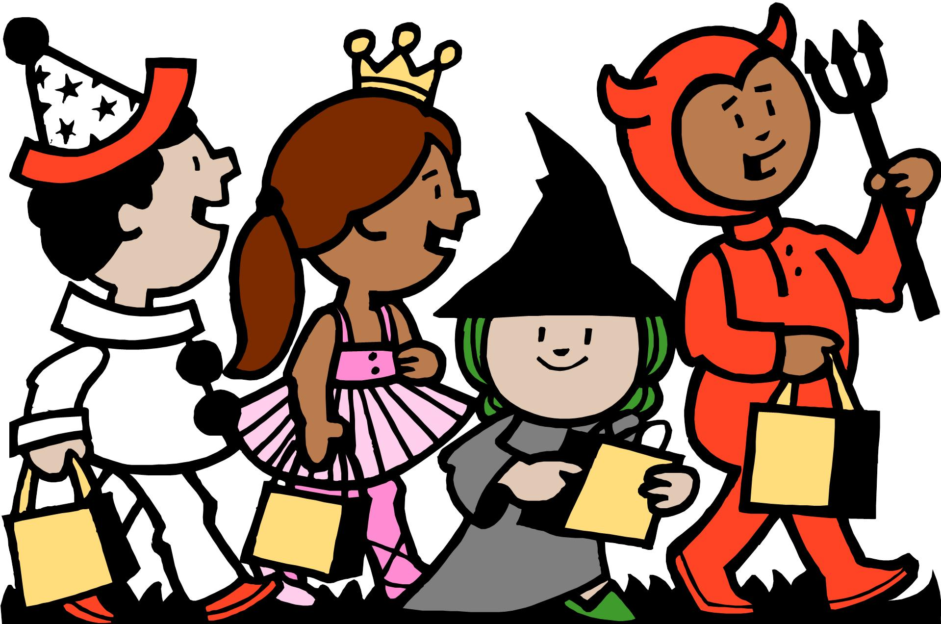 tricks or treats The ultimate norcal halloween trick-or-treat guide check out these family-friendly events near you.